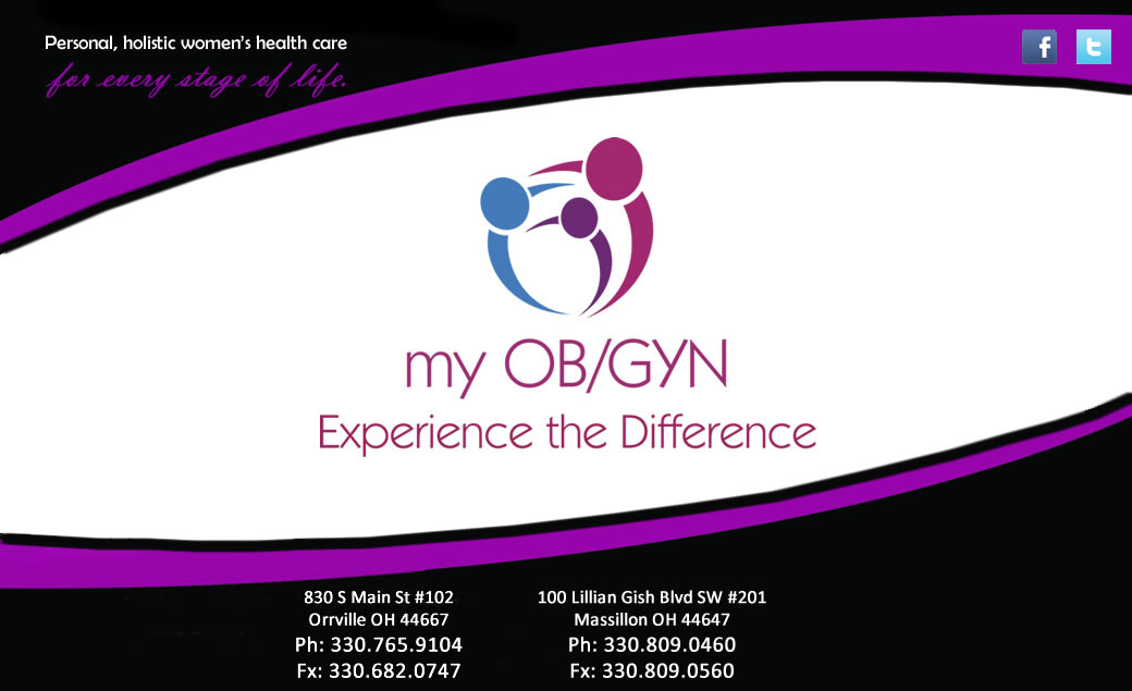 my OB/GYN | Gynecology and Obstetrics | Orrville and Massillon, Ohio